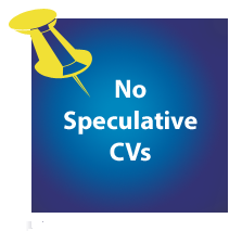 no speculative CVs