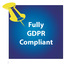 fully GDPR compliant